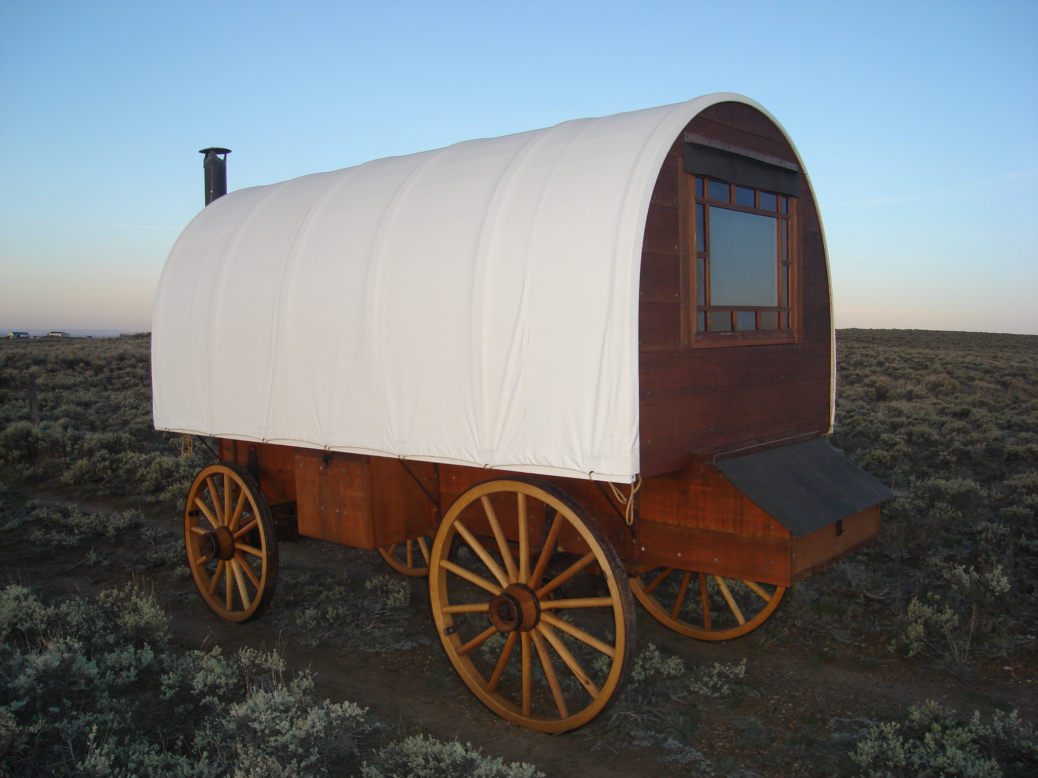 Old Western Wagons